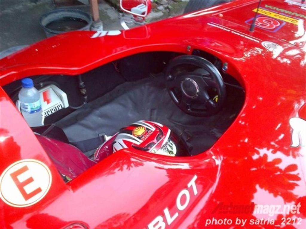 Ferrari F1 replica-8