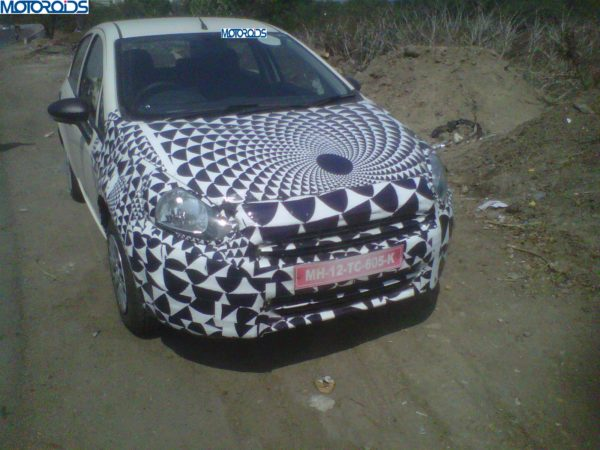 [SPIED INSIDE OUT] Fiat Punto Facelift Images, Launch, Interiors, Specs