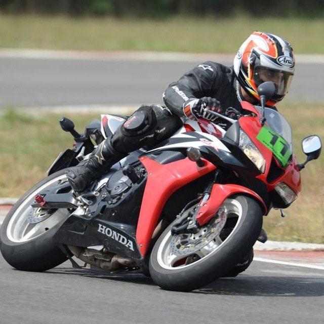 Jeet Oswal 2006 Honda Fireblade