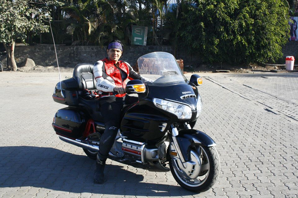 Jeet Oswal Honda Goldwing (2)