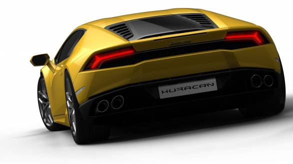 Lamborghini Huracan India Launch in 3rd Quarter of 2014