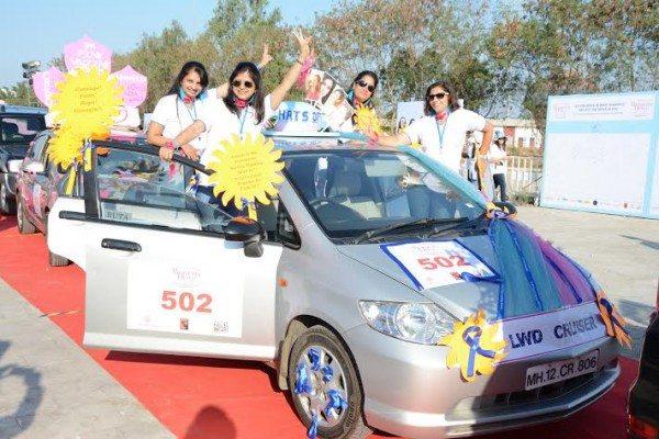 Lavasa-Womens-Drive-record-1
