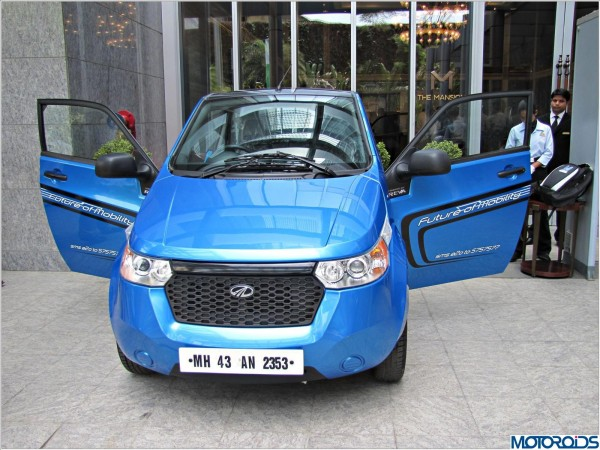 Mahindra e2o exports to commence soon; to be shipped to UK, Norway, Sri Lanka