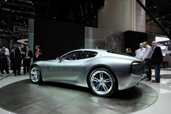 Maserati Alfieri Concept images 1