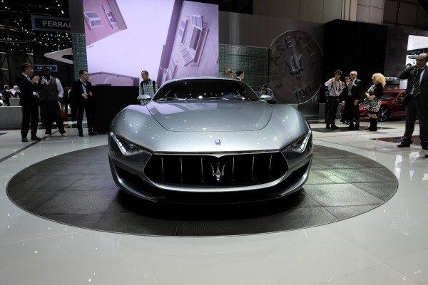 Maserati Alfieri Concept images 2
