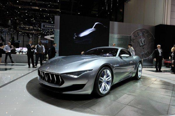 Maserati Alfieri Concept images 3