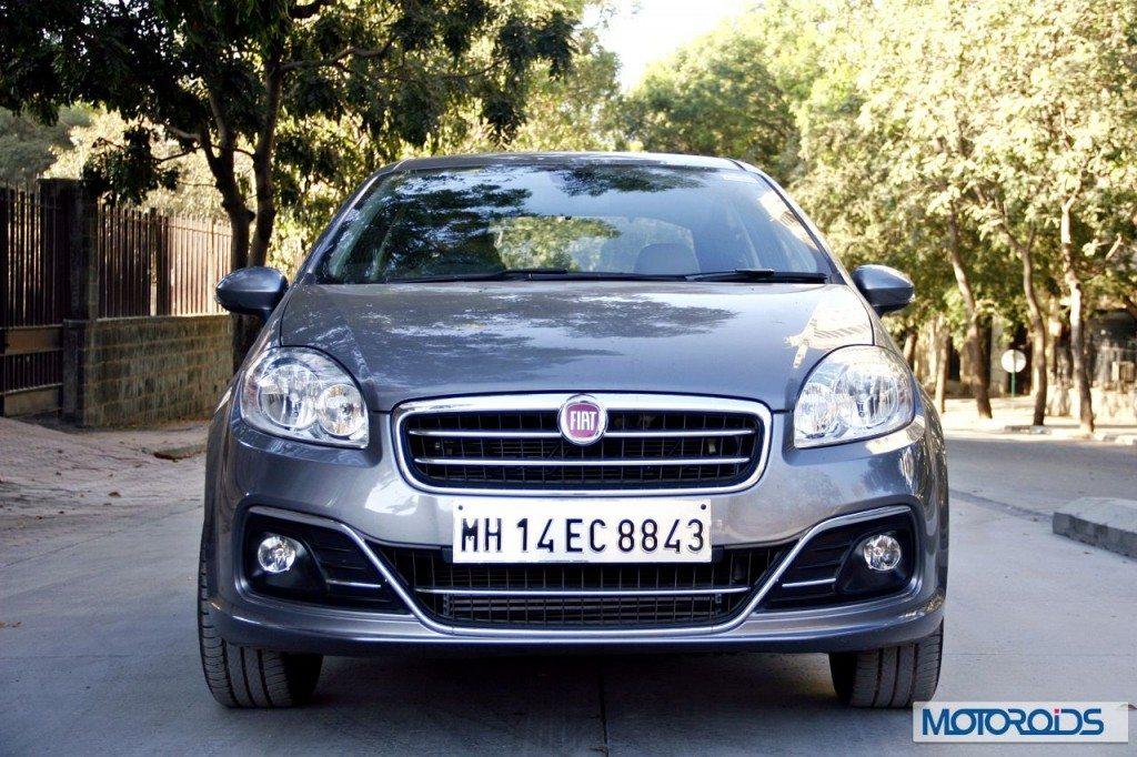 New 2014 Fiat Linea facelift exterior (10)