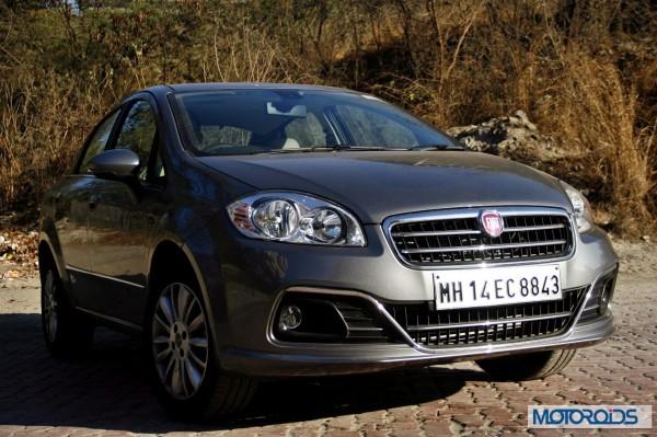 New 2014 Fiat Linea facelift exterior (2)