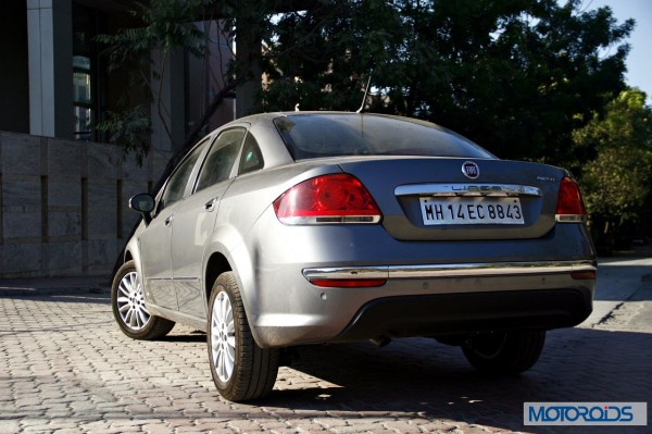 New 2014 Fiat Linea facelift exterior (4)