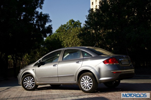 New 2014 Fiat Linea facelift exterior (5)