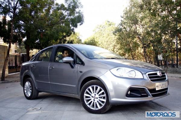 New 2014 Fiat Linea facelift exterior (6)