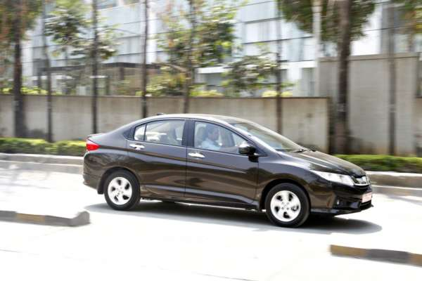 New 2014 Honda City exterior (11)