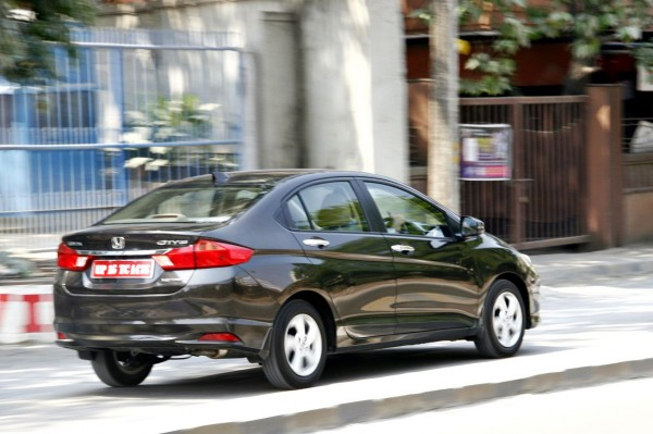 New 2014 Honda City exterior (13)