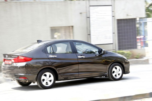New 2014 Honda City exterior (22)