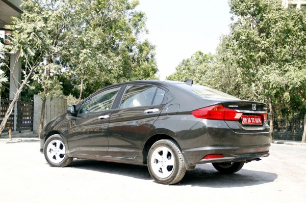 New 2014 Honda City exterior (32)