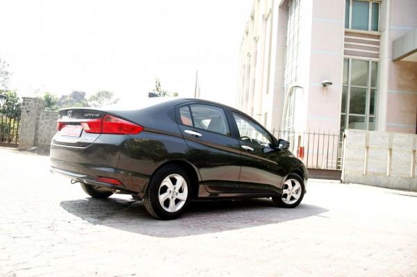 New 2014 Honda City exterior (35)