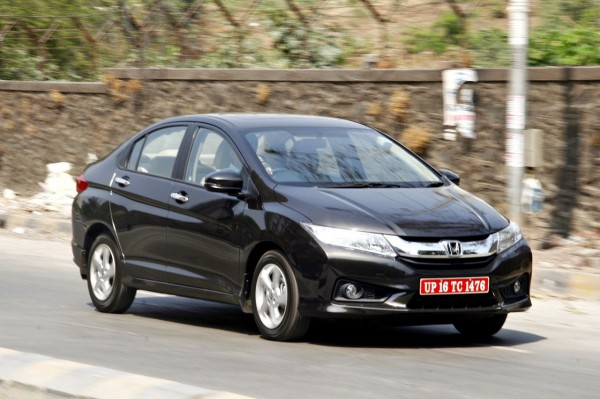 New 2014 Honda City exterior (7)