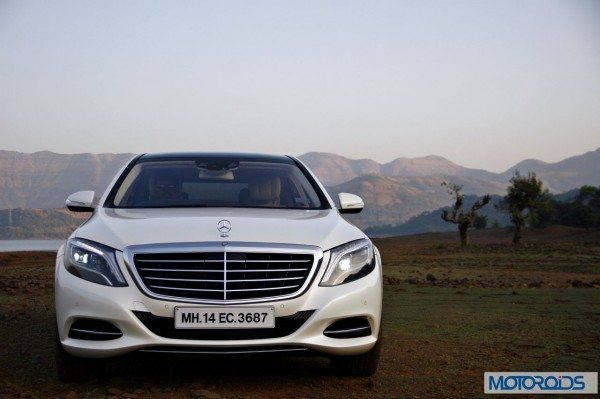 New-2014-Mercedes-S-Class-CKD-India-Diesel-Launch-1