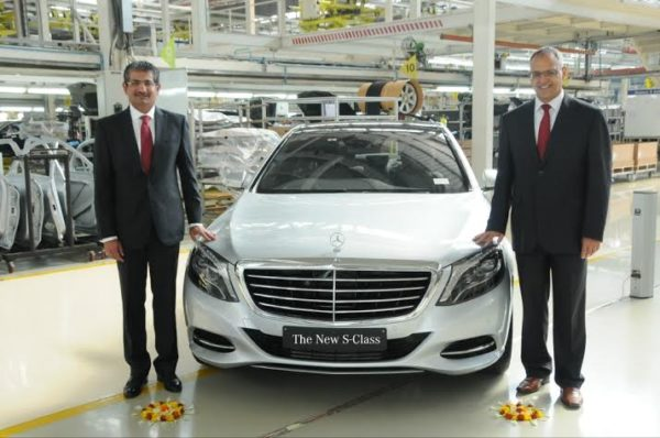 New-2014-Mercedes-S-Class-CKD-India-Diesel-Launch-3