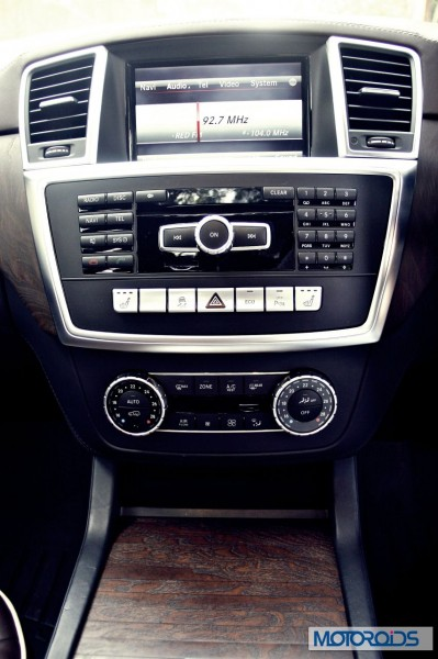 New GL Class Facelift interior and exterior (2)