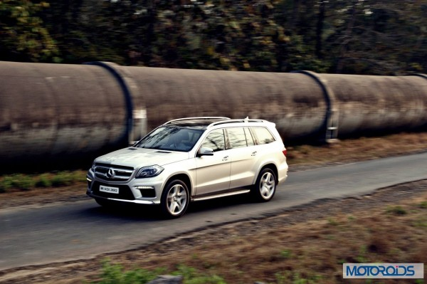 New GL Class Facelift interior and exterior (20)