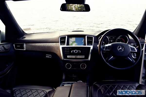 New GL Class Facelift interior and exterior (35)