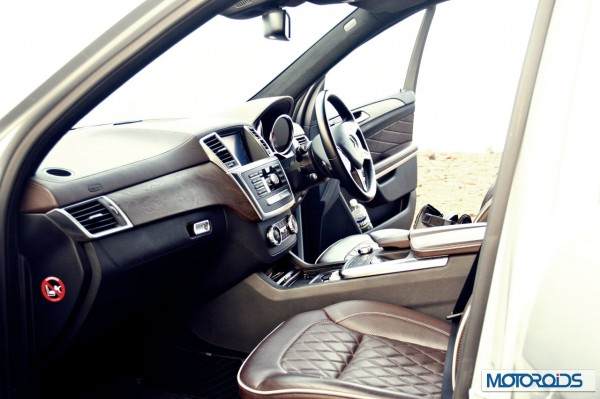 New GL Class Facelift interior and exterior (45)