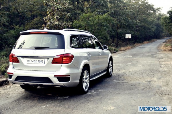 New GL Class Facelift interior and exterior (8)