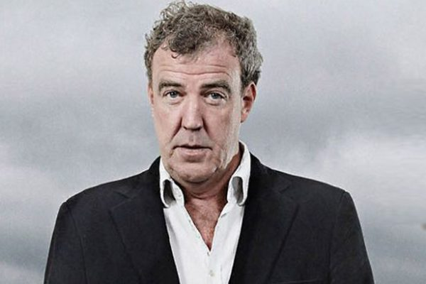 Picture Shows- Top Gear presenter Jeremy Clarkson