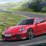 Next Porsche 911 GT3 RS could be turbocharged