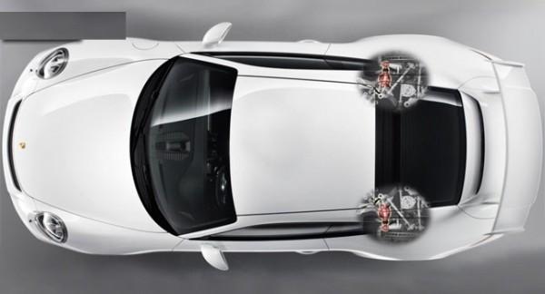 Porsche-rear-steering