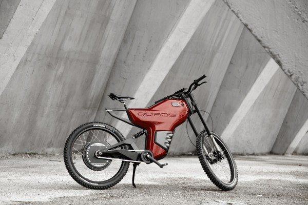 Qoros eBIQE Concept unveiled at Geneva Motor Show 2014