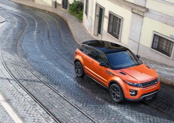 Range Rover Evoque Autobiography Dynamic images 1