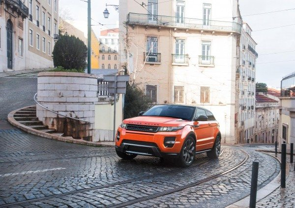 Range Rover Evoque Autobiography Dynamic images 2