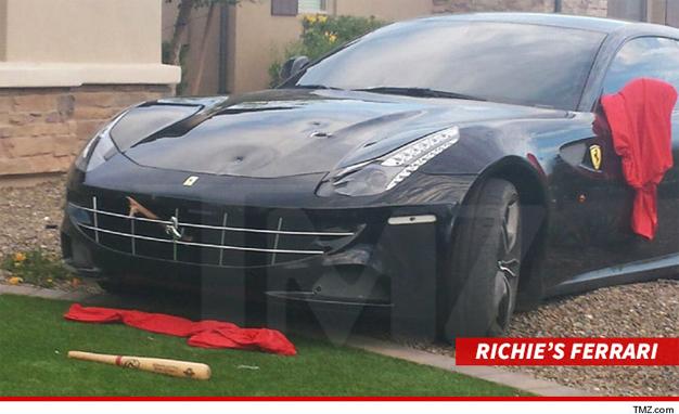 Richie Incognito Ferrari FF