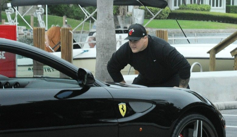 Richie Incognito Ferrari FF(3)