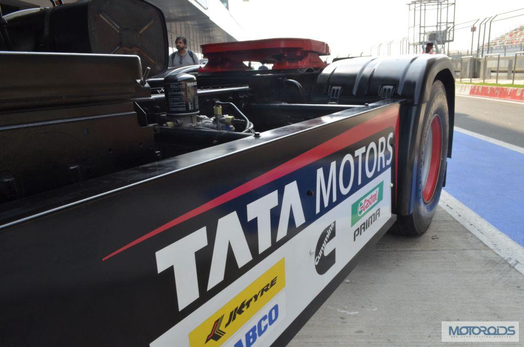Tata Motors T1 Prima Truck Racing 17