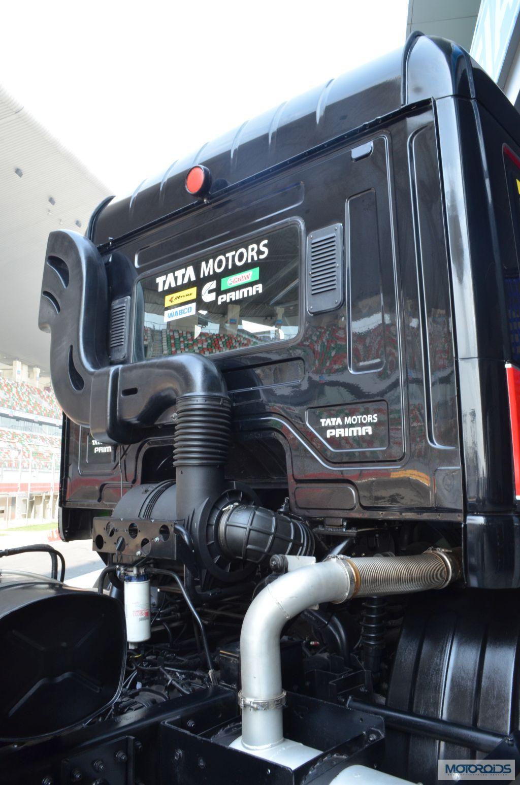 Tata Motors T1 Prima Truck Racing 3