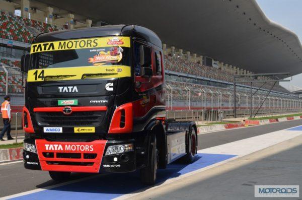Tata Motors T1 Prima Truck Racing (36)