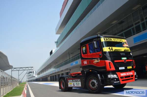 Tata Motors T1 Prima Truck Racing (46)