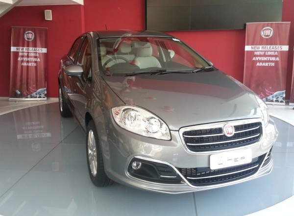 The New Fiat Linea