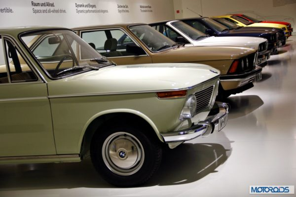 The evolution of the BMW 3 series (18)