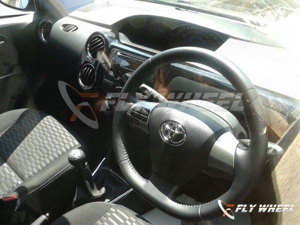 Toyota-Etios-Cross-dealer-spied-interiors