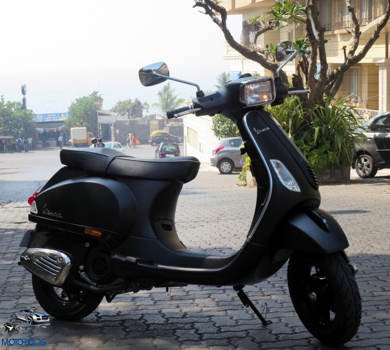 Piaggio Vespa S First Ride Review: Specifications, Images, Prices and