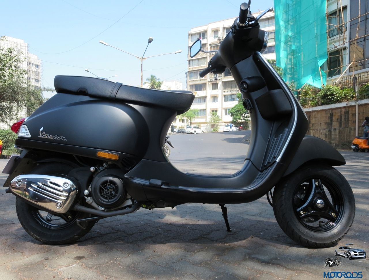 Piaggio Vespa S First Ride Review: Specifications, Images ... Yamaha Motors