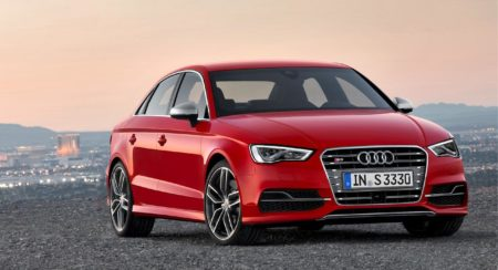Top score in U.S. crash test for India Bound Audi A3 Sedan