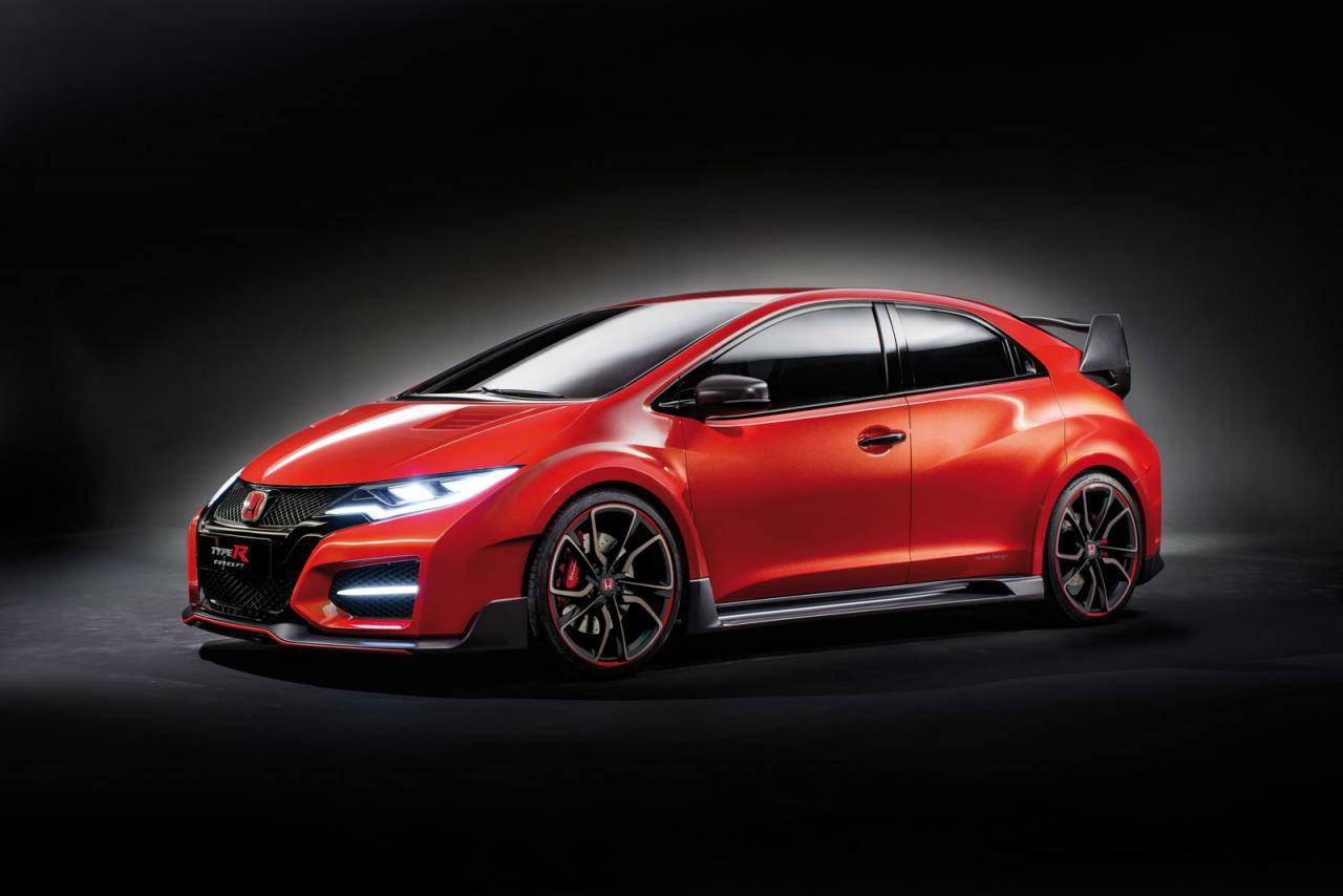 VIDEO: New 2015 Honda Civic Type R teaser campaign ...