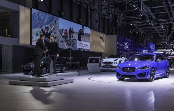 Geneva Motor Show 2014 LIVE: Jaguar XFR-S Sportbrake [Images & Details]