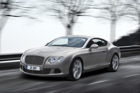 new-bentley-model