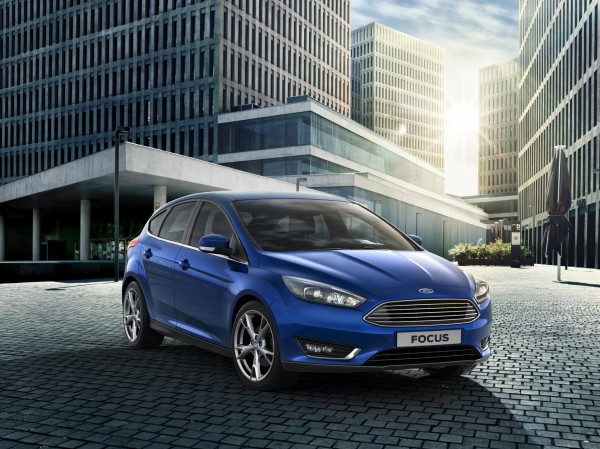 New Ford Focus, with Sync 2 connectivity and Advance Drive Assist, to be revealed at Geneva